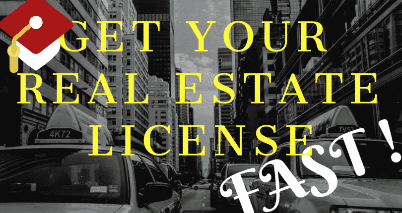 How To Get A Real Estate License